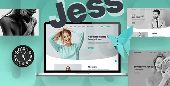 Best Bootstrap Personal Website Template