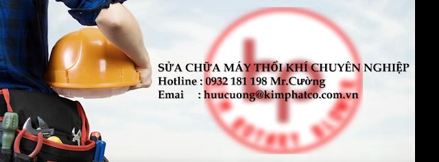 Sửa máy thổi khí chuyên nghiệp tại TP.HCM