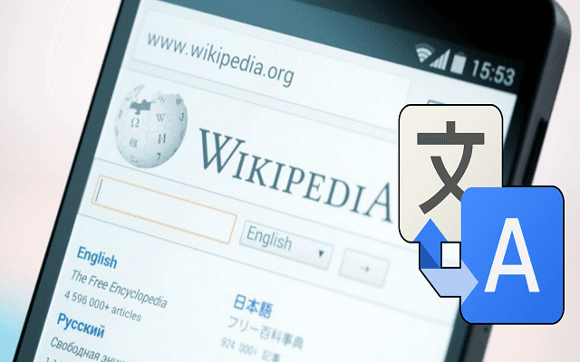 Google and Wikipedia agree to translate articles into all languages using Google Translate 81