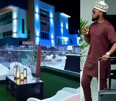 See Marvelous Interior Of Popular Comedian Ayo Makun Second Home