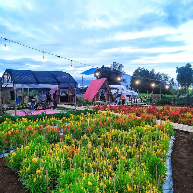 Tapos Garden Coffee & Eatery Bogor Jawa Barat