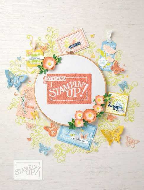 Spring Summer 19 catalogue Stampin' Up!