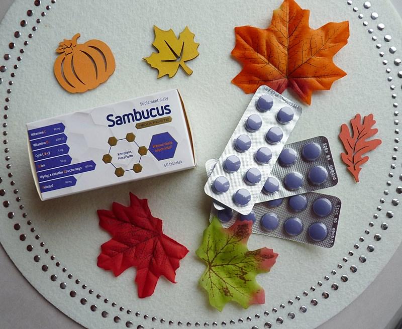 Sambucus HexaForte - wspomóż odporność swojego organizmu zimą i w czasie pandemii