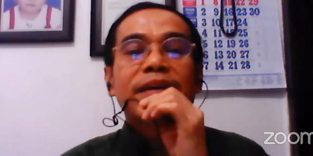 Malik Ruslan: Pemberantasan Korupsi Terjebak Politik Saling Amputasi di Kalangan Elit