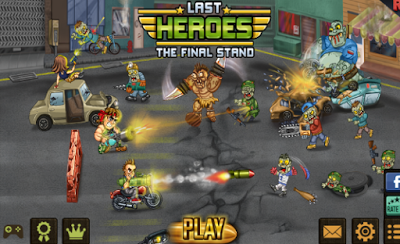 Last Heroes - The Final Stand v1.2.3 Mod Apk-Screenshot-1