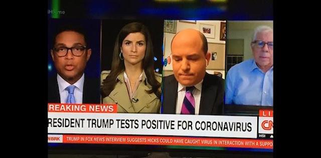 Akhirnya, Presiden AS Donald Trump Dinyatakan Positif Covid-19