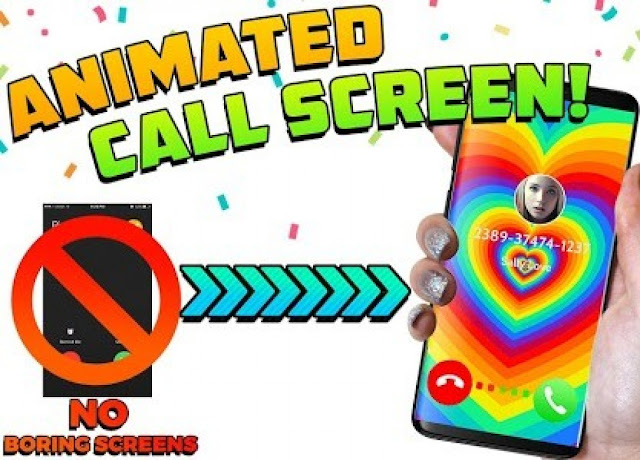 Flash Call, Color Call Phone - Calloop Pro v1.6 (Paid) Apk