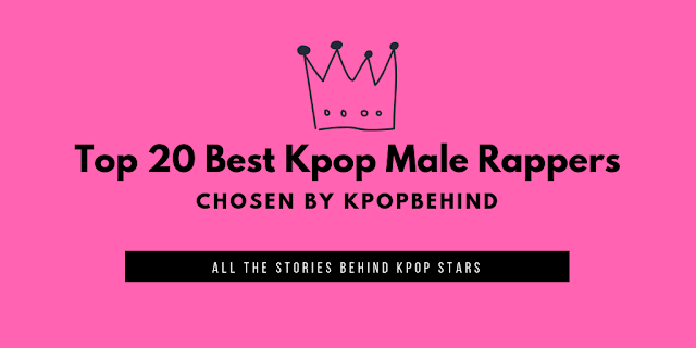 best kpop rappers