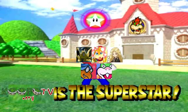 Mario Party 3 KoopaTV is the Superstar 2020