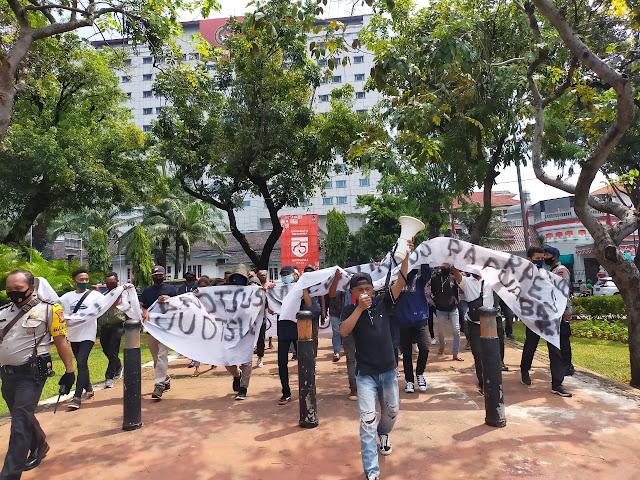 Aliansi Mahasiswa Papua Barat Minta Pemerintah Tinjau Ulang Otsus