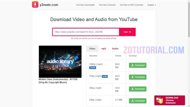 Cara Download Video Youtube di HP Android dan Laptop Dengan & Tanpa Software