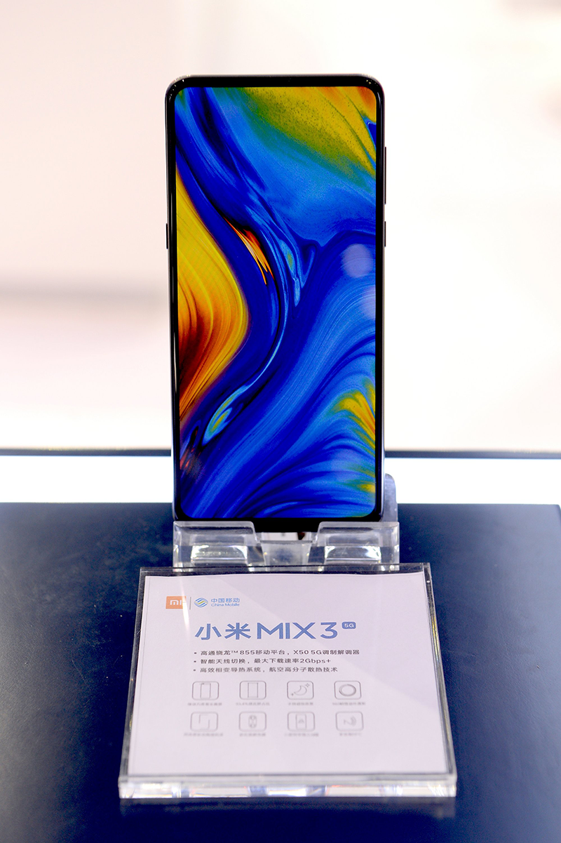 Xiaomi to launch a variant of the Mi MIX 3 with Snapdragon 855 and 5G