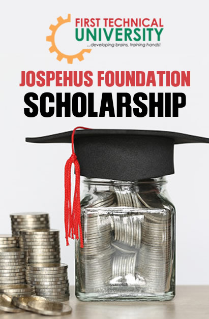Josephus Foundation Scholarship Award 2020/2021 [UPDATED]