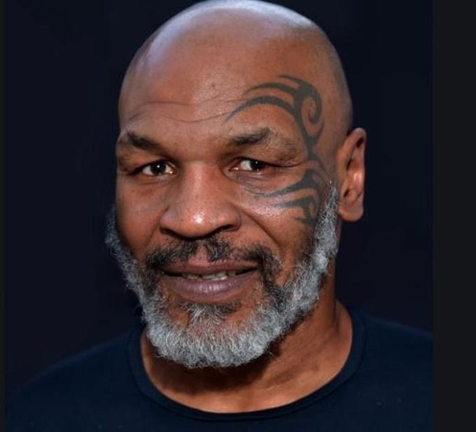 SHOCKING! I Smoke $40K Cannabis Monthly – Mike Tyson Reveals