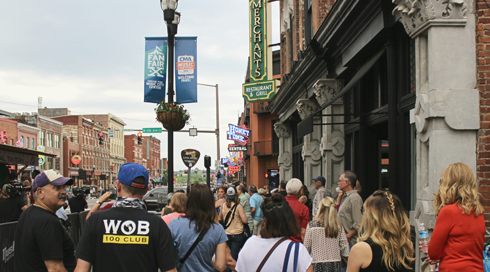 Broadway Nashville Tennessee Photography