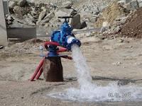 """Perforacion de un pozo de agua"""