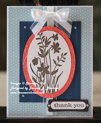 Kreate With Me 2 Saturday Shares Thank You Cards