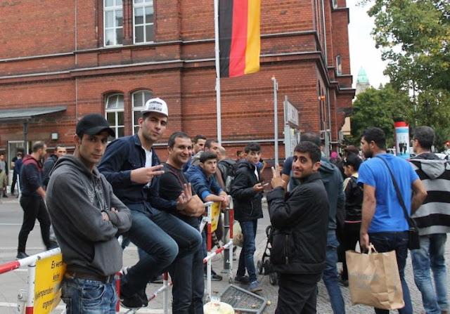 Οι μεγάλες γερμανικές εταιρείες δεν προσλαμβάνουν πρόσφυγες