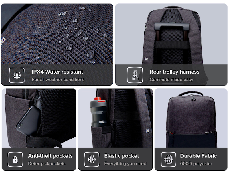 xiaomi Mi Business Casual Backpack