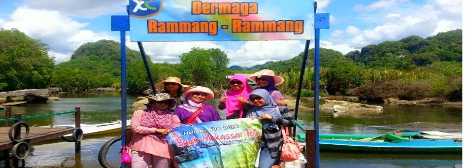 Rammang-Rammang Bugis Makassar Trip