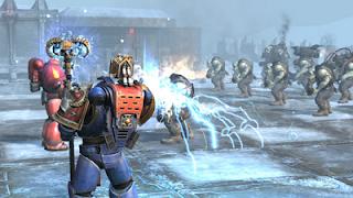 Warhammer 40,000 Regicide APK DATA