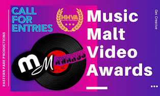 Call For Entries! Music Malt Video Awards
