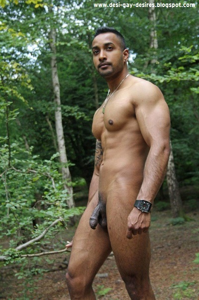 Desi Gay Desires Jungle Mard  5-3213