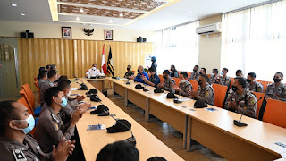 KSU Pelabuhan  Tanjung Priok Bina Pihak Ketiga Pengamanan Kapal Labuh