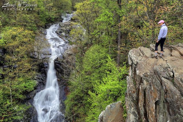Whiteoak Canyon Waterfall #1