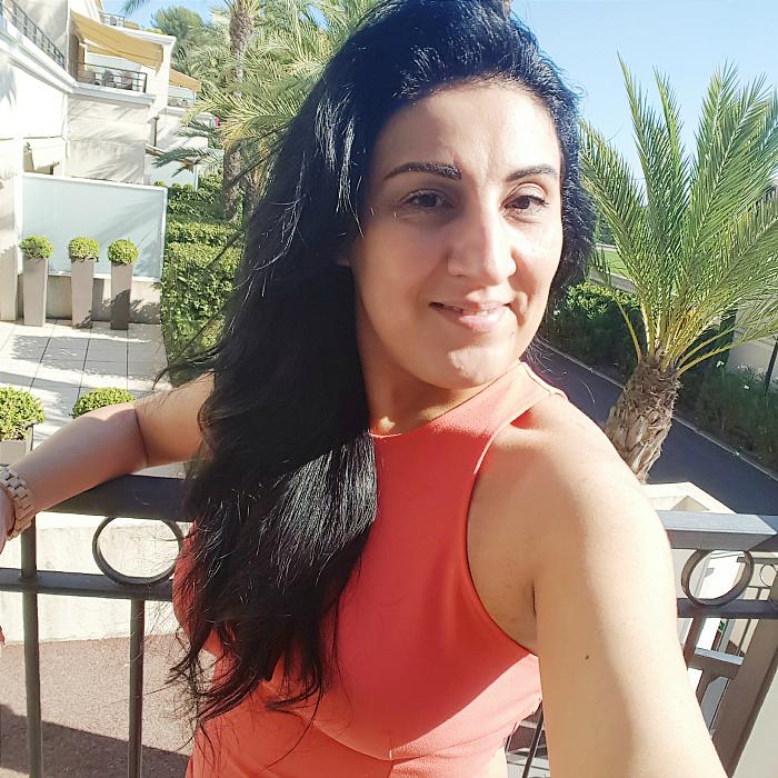 DESSANGE - Blogger Event Côte d'Azur - Madame Keke Haarbehandlung
