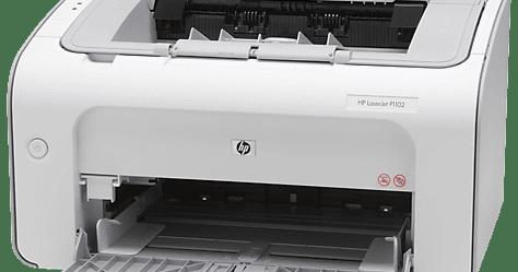 تعريف طابعة hp laserjet p1102