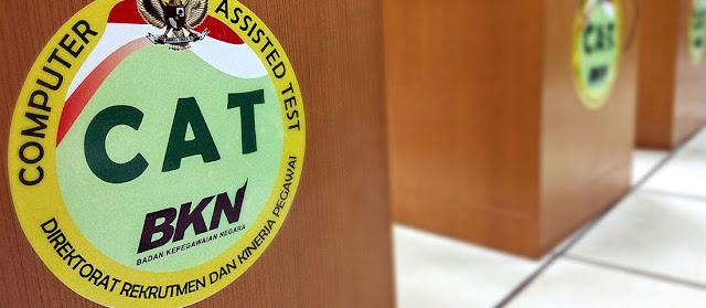 Persyaratan Verifikasi dan Validasi, Tata Tertib Pelaksanaan Test Kompetensi Dasar CAT BKN