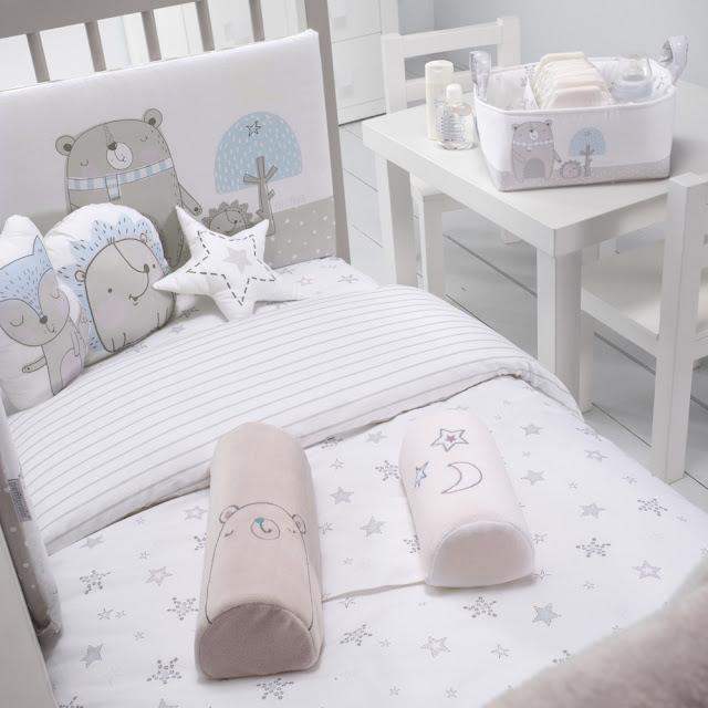preparar canastilla dormitorio
