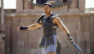 gladiator movie trivia