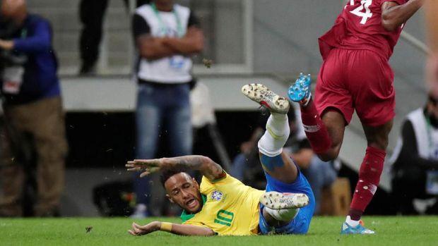 Neymar Tidak Bisa Bermain Di Coba America Dikarenakan Cedera Parah 2019