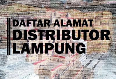 distributor sembako Lampung