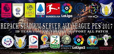 Repack Stadium Server All League 2021