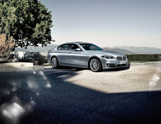 2014 F10/F07 BMW 5 Series and GT LCI Officially Released