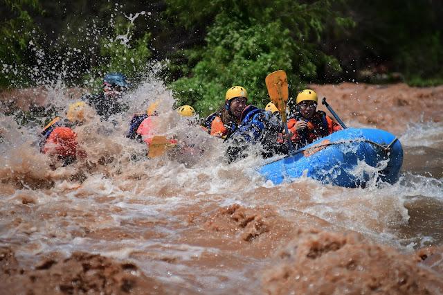 © Salta Rafting; Juramento River Rafting, Salta, Argentina