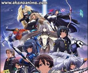 Kyoukai Senjou no Horizon Todos Los Episodios [Mega - MediaFire - Google Drive] BD - HDL