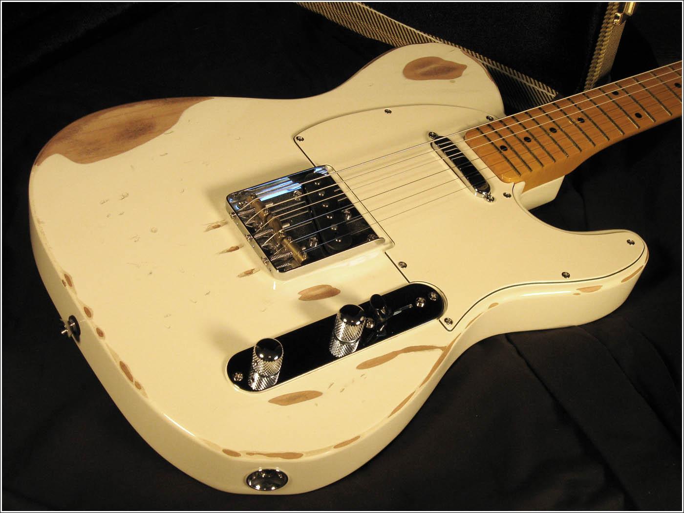 Guitar And Girl Wallpaper Louco Por Guitarra Relic Como Relicar Sua Guitarra Sem