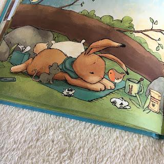 """""""Wir zwei sind füreinander da"""" Bilderbuch von Michael Engler Illustrationen: Joëlle Tourlonias Verlag: Baumhaus Verlag"""