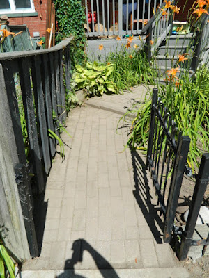 Toronto Leslieville Front Garden Summer Cleanup After by Paul Jung Gardening Services--a Toronto Gardening Company