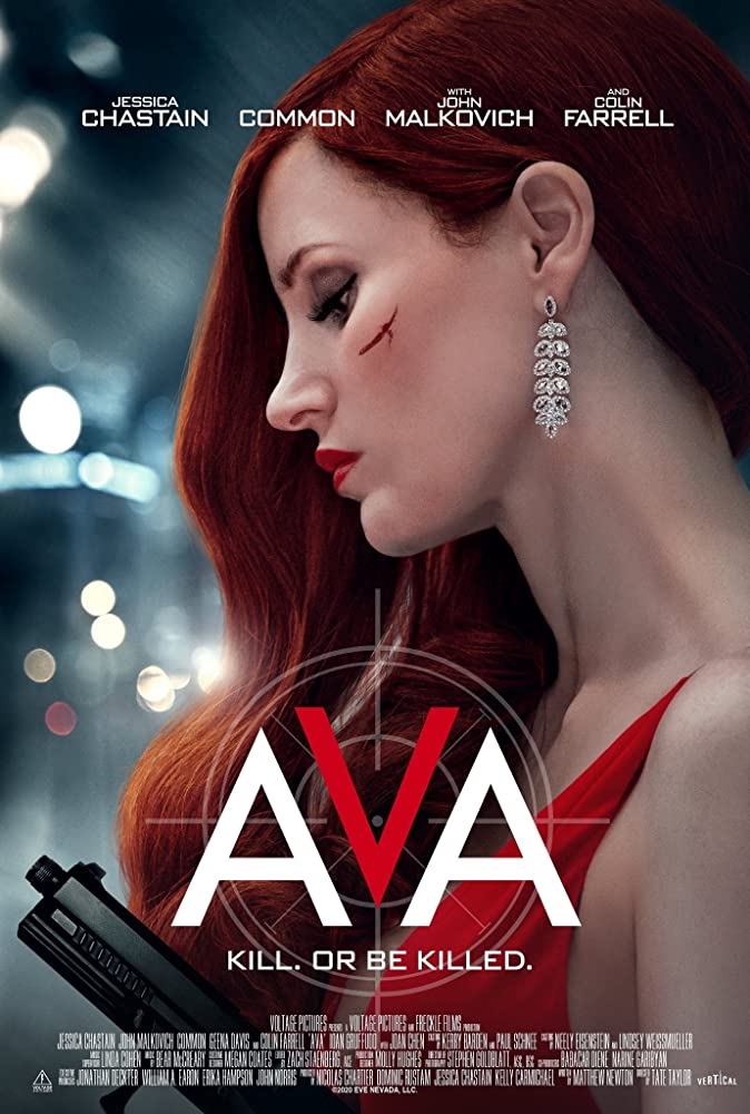 Ava (2020) English 720p HDRip Full Movie Free Download