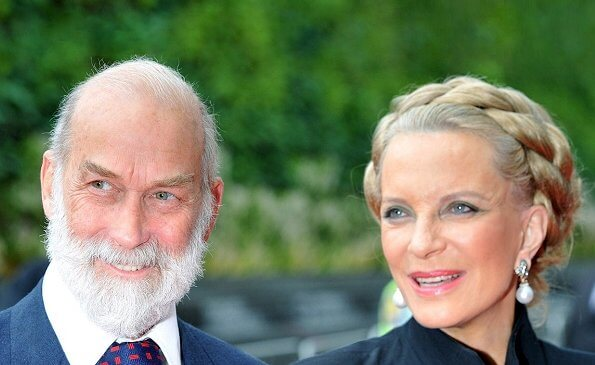 Princess Michael and her husband Prince Michael have remained in isolation at Kensington Palace. Lady Gabriella Windsor