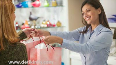 Pelayanan Retail modern