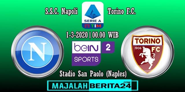 Prediksi Napoli vs Torino