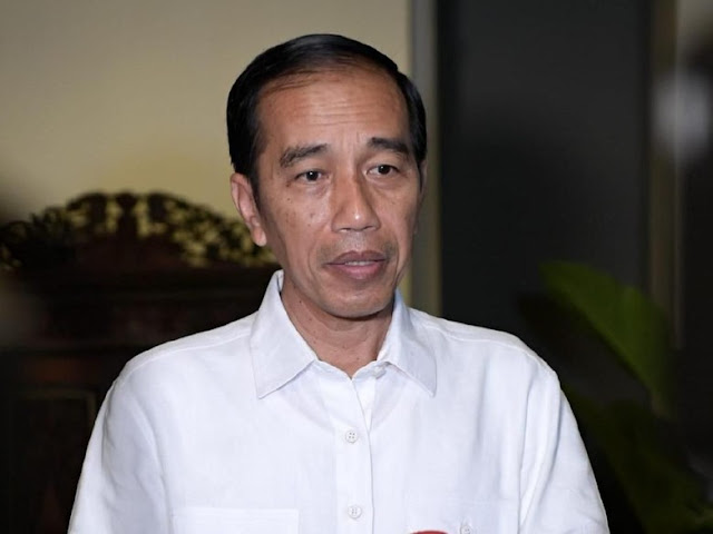 Bertemu Jokowi, HMI Sampaikan Gagasan 'Senturi'