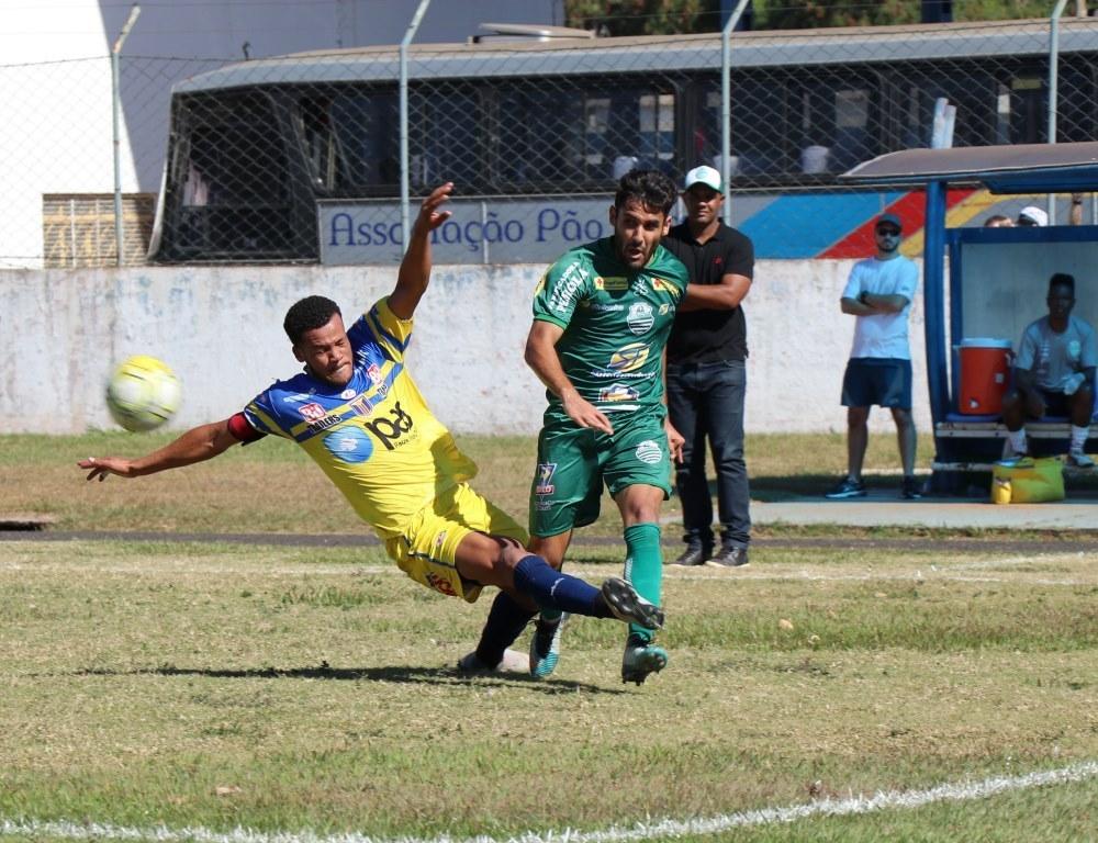 Catanduva FC enfrenta o Itapirense na abertura da 2ª fase da Segundona