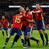 Rabian los españoles y remontan: 2-2 a Inglaterra en empate de orgullo